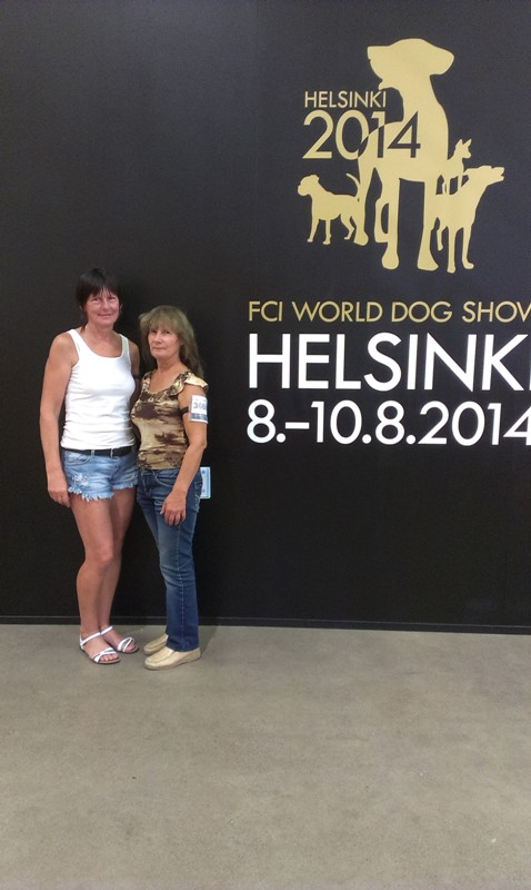 World winner dog show 2014